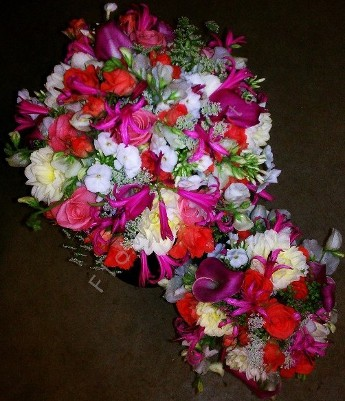 Luscious Bridal Bouquets