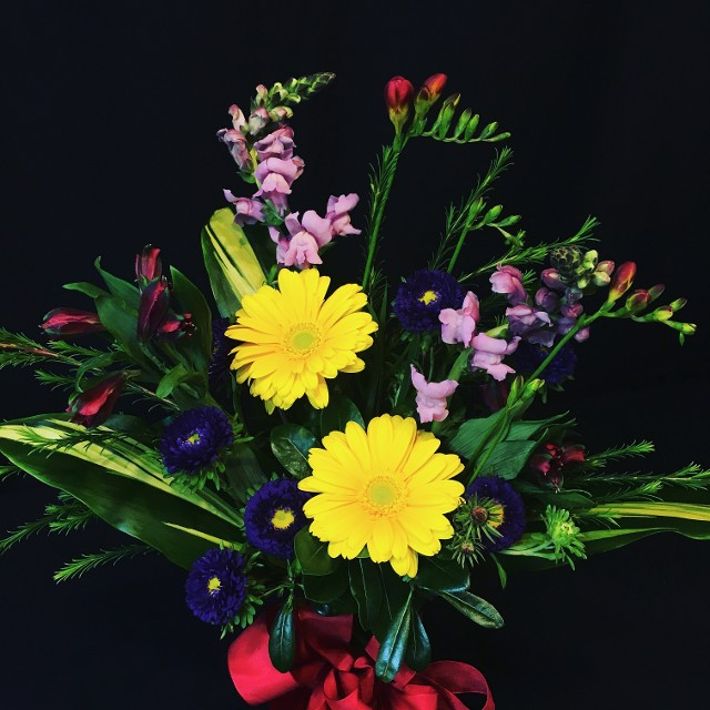 Euro Freesia Bouquet