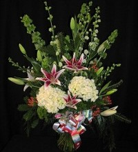 Winter Stargazer Bouquet