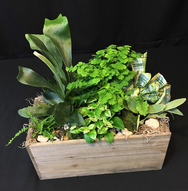 woodland planter box